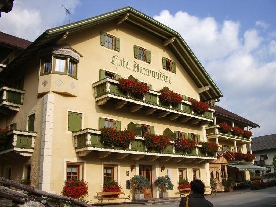 Anewandter Historic Hotel: Das Hotel, Vorderansicht