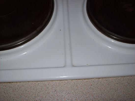 Kiltarlity Lodges: Cooker Hob