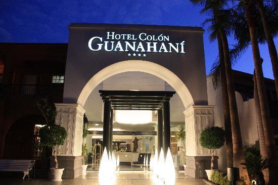 L Entree De L Hotel Bild Von Colon Guanahani Adrian Hoteles