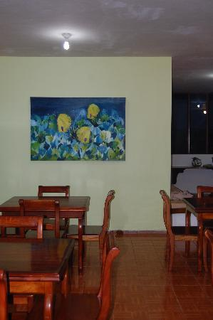 Galapagos Islands Hotel: restaurant