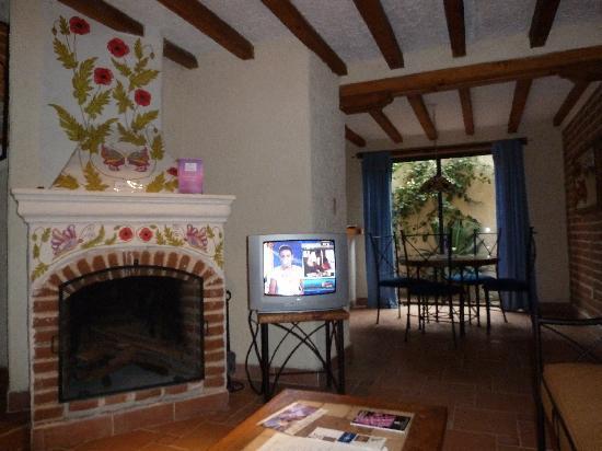 Villas Casa Morada: Il piano di sotto della suite