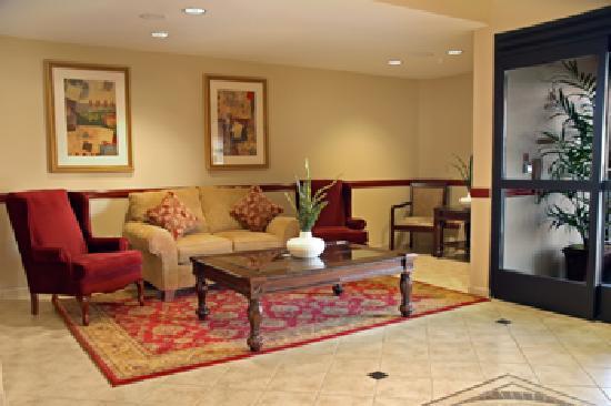 Best Western Joshua Tree Hotel & Suites : Lobby