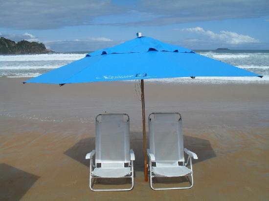 Serena Hotel Boutique Buzios: Servicio de playa sin costo!!!