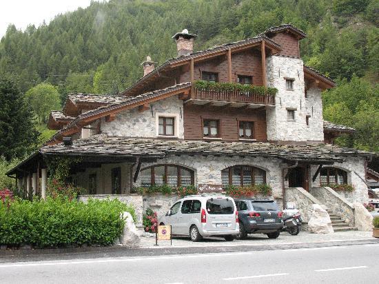 Vernante, Włochy: l'hotel