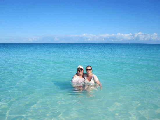Royal West Indies Resort: the beautiful water!