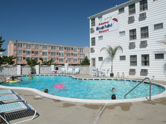 Dewey Beach, DE: Pool