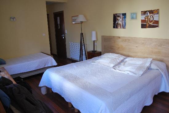 Hôtel La Caravelle : la chambre