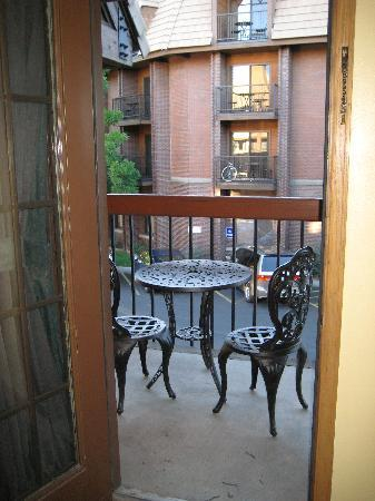 Best Western Plus Rio Grande Inn: balcony