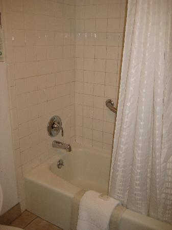 Best Western Plus Rio Grande Inn: tub