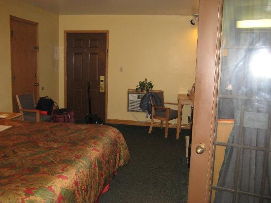 BEST WESTERN PLUS Rio Grande Inn: big room