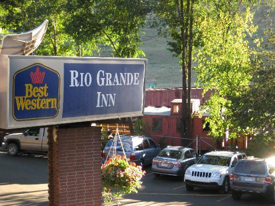 BEST WESTERN PLUS Rio Grande Inn: hotel