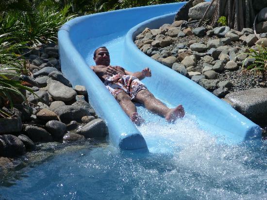 Water Slide Picture Of Sofitel Fiji Resort Amp Spa