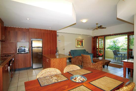 Portside Whitsunday: 1 bedroom, fully self contained apartment