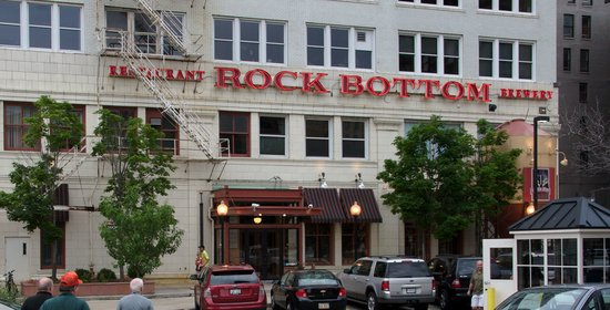 Rock Bottom Restaurant Brewery Milwaukee Menu Prices Reviews Tripadvisor