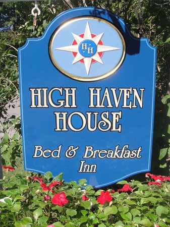 The High Haven House B&B: High Haven House B&B