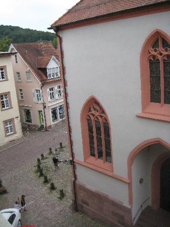 Hotel Am Markt: View from Room 25