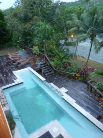 Mahogany Hall Boutique Resort: Pool