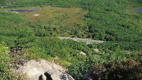 Precipice Trail : great views!