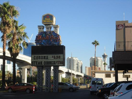 Mardi Gras Hotel And Casino Tripadvisor