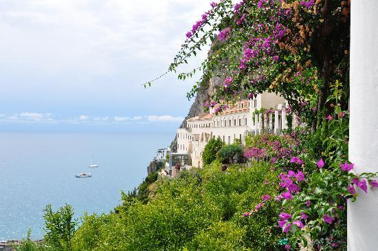 NH Collection Grand Hotel Convento di Amalfi : hotel