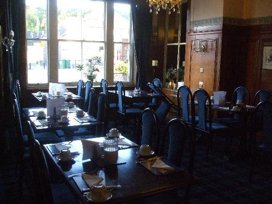 Dingwall, UK: National dining room