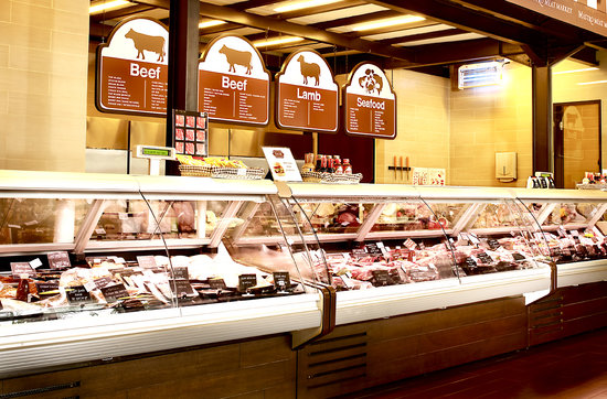 Meat Me Butchery: Beef Counter