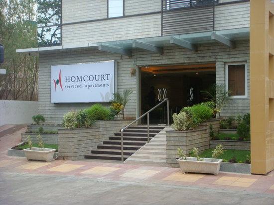 HomCourt Serviced Apartments: HOMCOURT