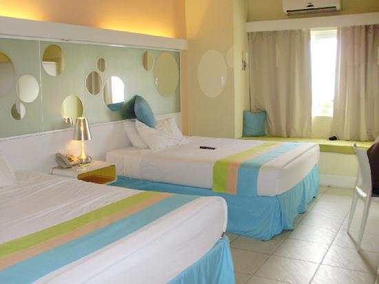 BE Resort, Mactan: Standard Room