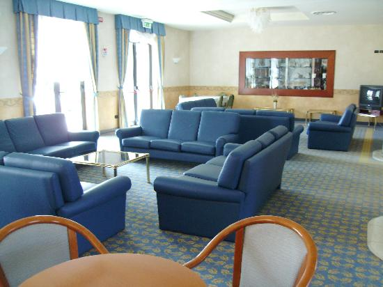 Villa Fontana Hotel: i comodi divani