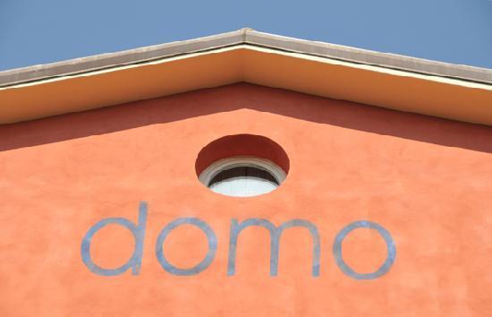 Domo: facciata