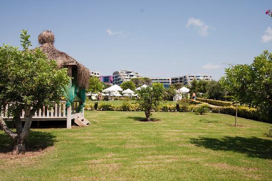 Susesi Luxury Resort: View of gardens