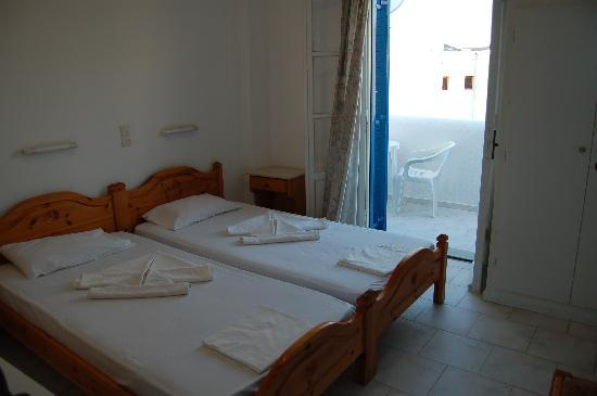 Hotel Galinos: Notre Chambre