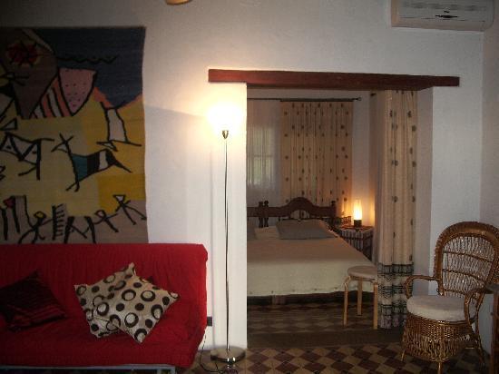 Posada de Campo Gondwana: Suite