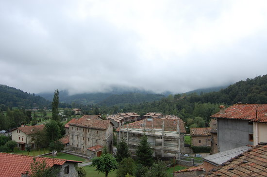Llanars, İspanya: Vistas desde la habitación 1