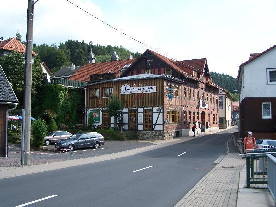 Gasthaus & Pension Schwarzer Adler: Gasthaus