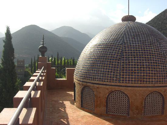 Kasbah Tamadot : Terrace Suite 33