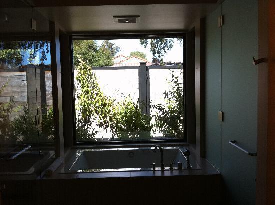 Bardessono: Badezimmer