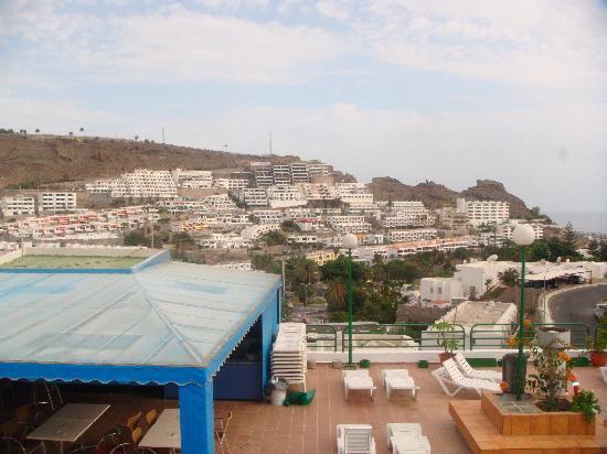 Monterrey Apartments : The views