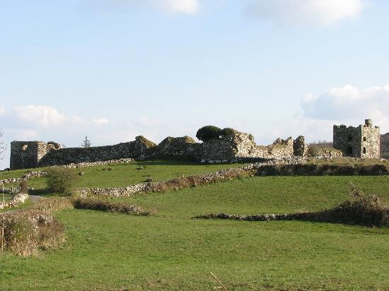 Monasteraden, Irlandia: Moygara Castle and Souterrain (Loc8 Code: FC8-74-CL7)