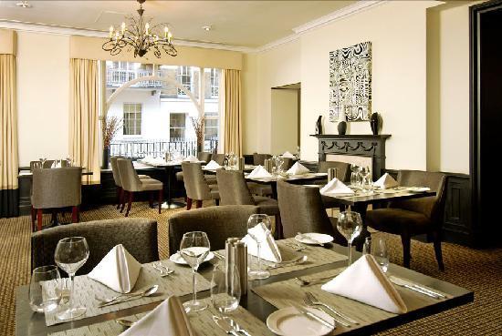 Hilton London Green Park: Tiger Green Brasserie