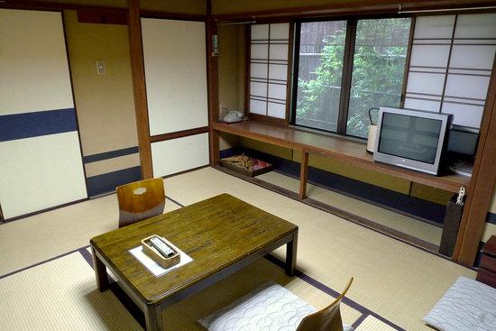 Ryokan Nakajimaya: CHAMBRE 1 / ROOM 1