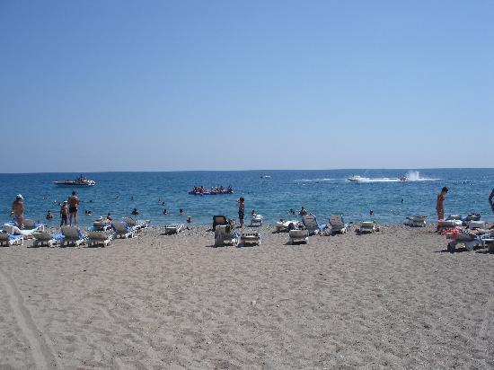 Club Hotel Phaselis Rose: plage