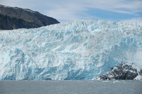 Orca Island Cabins: Aliak Glacier