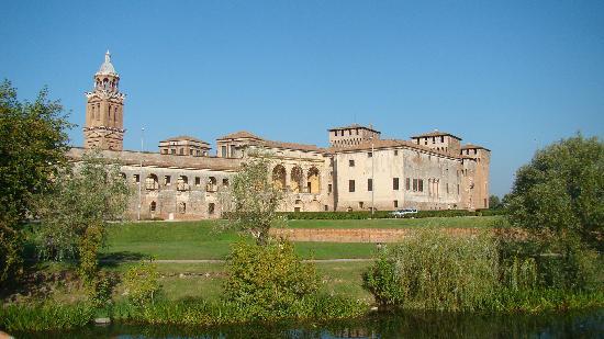 The Ducal Palace at Mantua