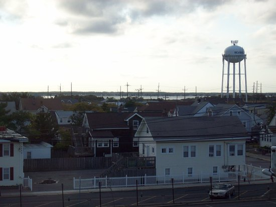 Seaside Heights, Νιού Τζέρσεϊ: Our view from the 4th floor