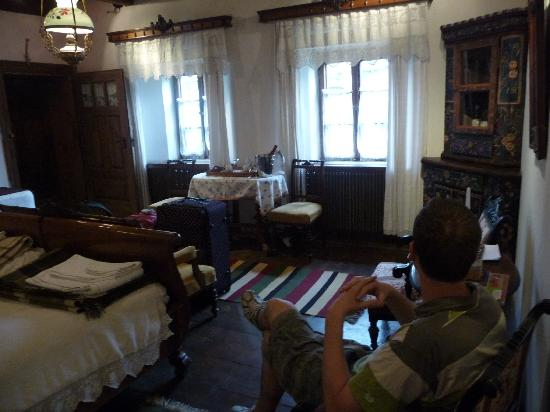 Count Kalnoky's Guesthouses: One of Lower House rooms