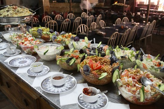 Where to Eat in Jerash: The Best Restaurants and Bars