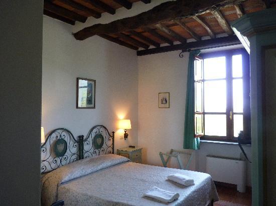 Hotel Villa Cheli: Habitacion