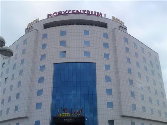 Bobycentrum Hotel: 外観