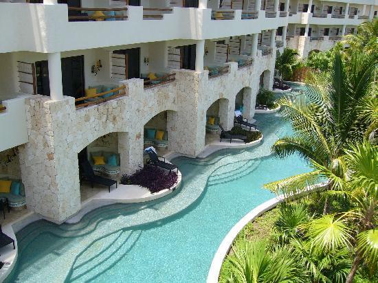Secrets Maroma Beach Riviera Cancun Swim Out Room